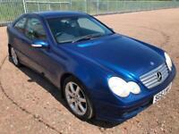 53 Reg Mercedes-Benz C220 SE Coupe 2.1 CDi Auto