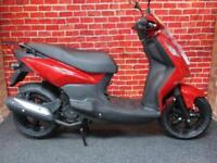 SYM SYMPLY 2 125cc 5 YEAR WARRANTY