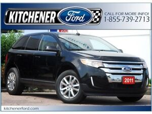 2011 Ford Edge Limited Limited   AWD   PANOROOF   NAVI   LEATHER