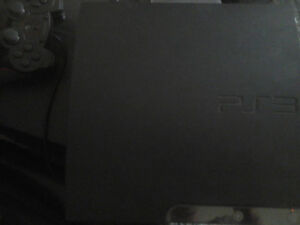 PS3 with 24 games and 2 controllers