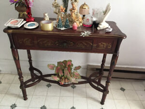 Cute Table De Console En Bois- Cute Little desk Console