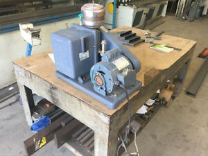 VACUUM PUMP Duo Seal 1402 de Welch
