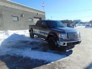 Ford F-150 4WD SuperCrew XTR 4WD 3.5 ECO BOOST 2012