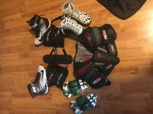 Junior lacrosse equipment