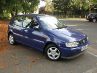 **PART EXCHANGE TO CLEAR**Volkswagen Polo 1.4 automatic CL**SUNROOF**
