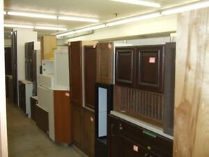 Garage Sale at Delton Cabinets in Cash and Carry