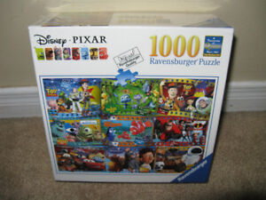 PUZZLES: Brand New Puzzles lot of 5