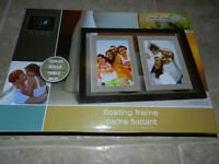 BRAND NEW Floating Picture Frame!