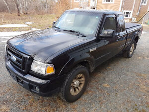 2007 Ford Ranger 4.0L Automatic 4x4 Ext Cab Sport Pickup Truck