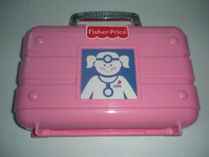 Fisher-Price Pretend Play Doctor & Nurse Kits