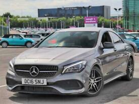 image for 2016 Mercedes-Benz CLA CLASS Mercedes-Benz CLA 220d 2.1 AMG Line 4dr Auto Nav Co