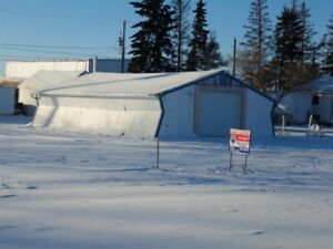 Heated workshop for sale in Melfort