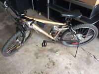 "CCM Mountain Bicycle 16"" frame"