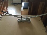 Handle bars for wr-f Yamaha 250