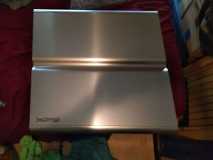 Dell XPS Stainless Steel Case
