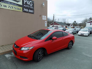 2013 Honda Civic 5 Speed $ 11,900.00 Call 743-2551