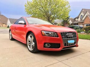 2008 Audi S5 fully loaded Coupe + new set of winter rims/tires