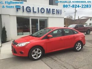 2014 Ford Focus SE   - $102.33 B/W - Low Mileage