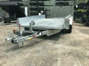 10X5 TANDEM AXLE GALVANISED TRAILER | FULL CHECKERPLATE | Rangewood Townsville Surrounds Preview