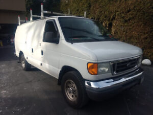 FORD E350 Van for sale