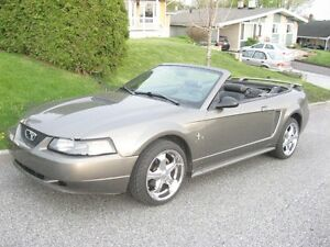 2001 Ford Mustang Coupé (2 portes)