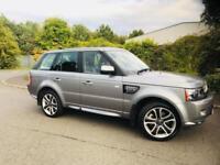 2013 Land Rover Range Rover Sport 3.0 TD V6 HSE Black Edition 4X4 (s/s) 5dr