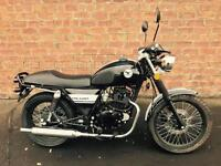 Lexmoto Valiant 125 learner legal own this bike for only £11.61 a week