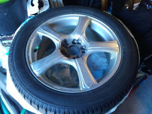 Genesis Coupe winter tires 225 r50 17