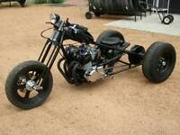 Wanted Trike Project