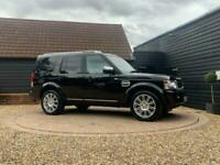 2012 Land Rover Discovery 4 3.0 SD V6 HSE Luxury Auto 4WD 5dr SUV Diesel Automat