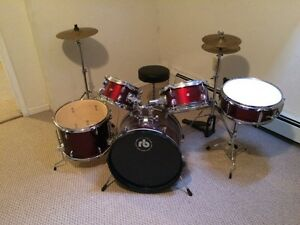 RB junior drum set