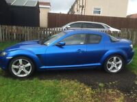 Mazda rx8 spare or repair