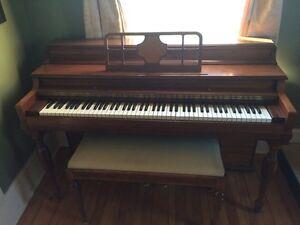 Mercer Piano
