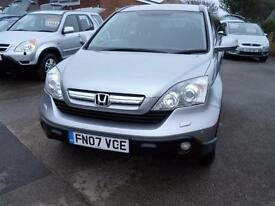 HONDA CRV 2.2 DIESEL ES 6 SPEED MANUAL (44+MPG)