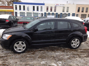 2009 DODGE CALIBER SXT.. ONLY 84 KM.. 6 MONTH WARRANTY