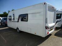 Swift Challenger Sport 544 4 Berth Caravan