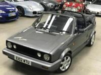 1987 Volkswagen Golf 1.8 Clipper Limited Edition Convertible 2dr Petrol