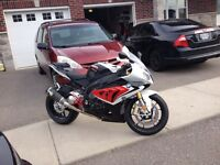 2014 BMW S1000RR only 1750km