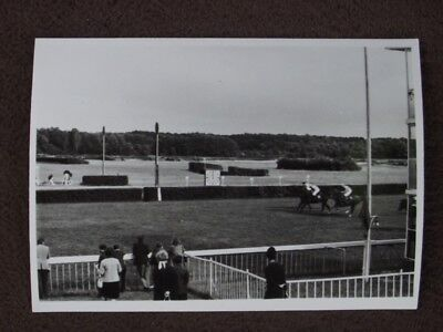 RACE HORSES HEADING DOWN THE STRETCH, Vintage 1957 PHOTO for sale  Shipping to Canada