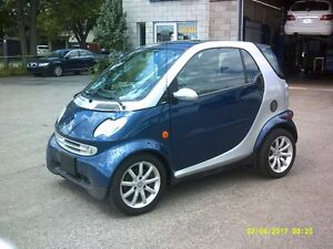 Smart Fortwo passion Diesel 2005 Toit pano  110000km