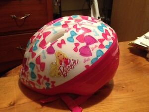 Barbie Girls / bike TDLR CM 7-14 Helmet, asking 12.00/OBO,