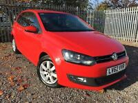 Volkswagen Polo Match Hatchback 1.4 Manual Petrol
