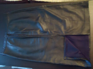 Sheepskin and Leather Brand - Skirt Size (taille) - 18