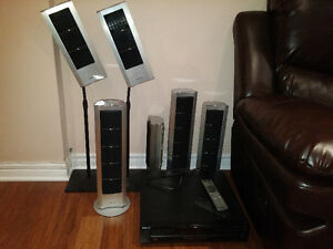 onkyo, sony, speaker support West Island Greater Montréal image 1