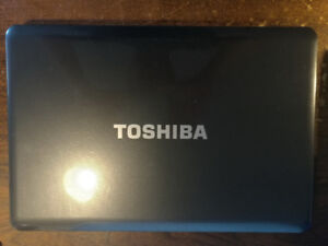 "Toshiba 16"" laptop, Ask for $100 Firm"