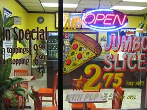 Pizza Store(Pizzeria) for sale in Kitchener