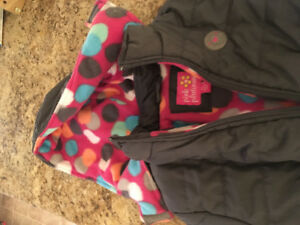 Great shape 6x girls winter coat