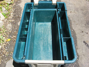PLANTER WAGON  GOOD FOR GARDENING AND PLANTING PLANTS FLOWERS Cambridge Kitchener Area image 2