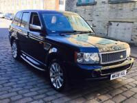 2008 Land Rover Range Rover Sport 2.7TD V6 HSE***TOP SPEC**