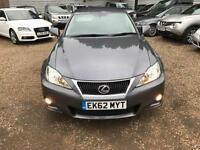 2012 Lexus IS 200d 2.2 TD Advance 4dr